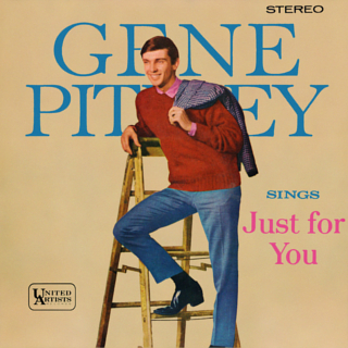 Gene Pitney Sings Just For You Wikipedia