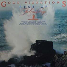 Good Vibrations – Best of The Beach Boys artwork
