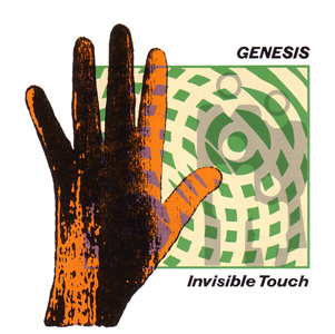 <i>Invisible Touch</i> 1986 studio album by Genesis