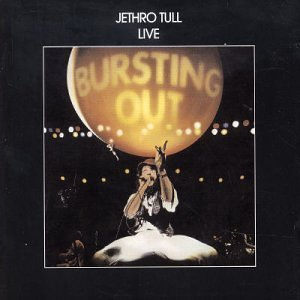 <i>Bursting Out</i> 1978 live album by Jethro Tull