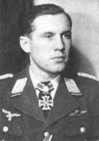 Kurt Bühligen German World War II fighter pilot