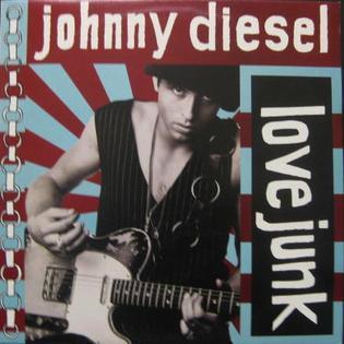 Love Junk (song) 1991 single by Johnny Diesel