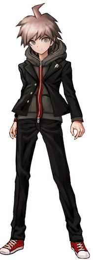 Makoto Naegi Fictional character of Danganronpa: Trigger Happy Havoc
