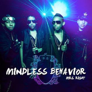 Mindless Behavior Mrs. Right