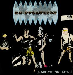 Mongoloid (song) 1977 single by Devo