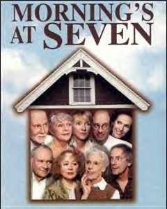 <i>Mornings at Seven</i> play written by Paul Osborn