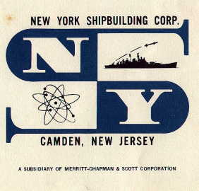 New York Shipbuilding Corporation US shipbuilding company