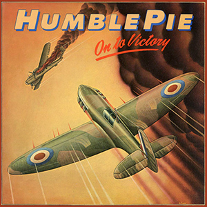 <i>On to Victory</i> (album) 1980 studio album by Humble Pie