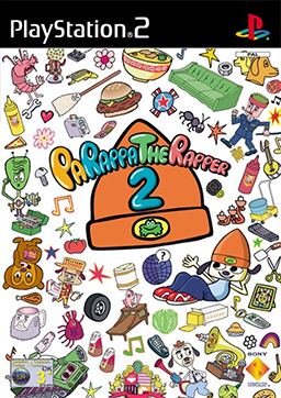 PaRappa the Rapper 2 Coverart.png