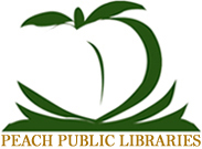 Public library system in Peach County, Georgia