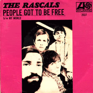 People Got to Be Free 1968 single by The Rascals