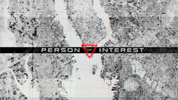 Image result for person of interest title card
