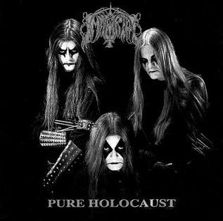 <i>Pure Holocaust</i> 1993 studio album by Immortal
