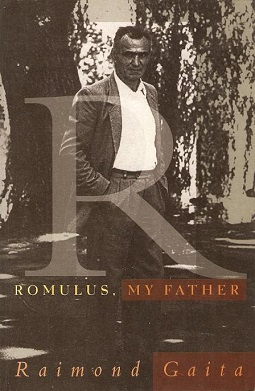 romulus my father themes Romulus, my father by raimond gaita it would be a serious mistake to reduce this book to a collection of expositions on a range of themes.