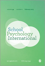 school psychology research