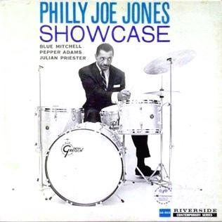<i>Showcase</i> (Philly Joe Jones album) 1959 studio album by Philly Joe Jones