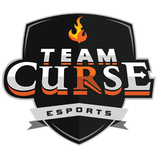 Team Curse former professional esports team