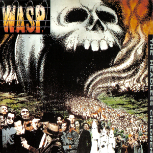 <i>The Headless Children</i> 1989 studio album by W.A.S.P.