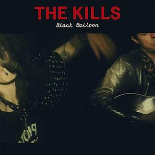 Black Balloon The Kills Song Wikipedia