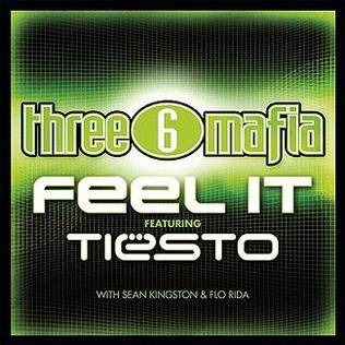 Three 6 Mafia, Sean Kingston and Flo Rida vs. Tiësto — Feel It (studio acapella)