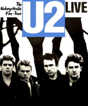 The Unforgettable Fire Tour - Wikipedia