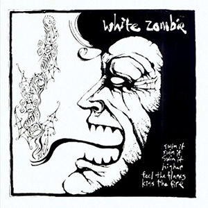 <i>Pig Heaven/Slaughter the Grey</i> 1986 EP by White Zombie