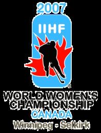 2007 IIHF Womens World Championship 2007 edition of the IIHF Womens World Championship