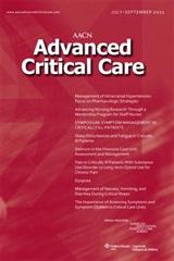 advanced critical care nursing pdf