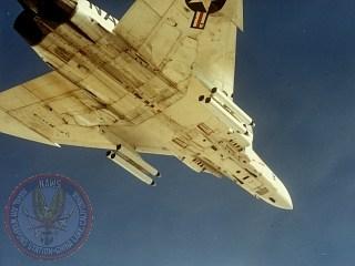 AIM-95 Agile Agile_flight_test_on_F-4