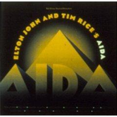<i>Elton John and Tim Rices Aida</i> album