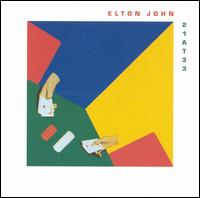 <i>21 at 33</i> 1980 studio album by Elton John