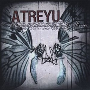 <i>Suicide Notes and Butterfly Kisses</i> 2002 studio album by Atreyu