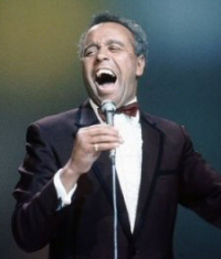 Charlie williams appearing on the comedians in the 1970s
