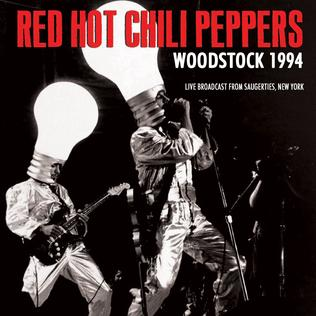 Woodstock 1994 (Red Hot Chili Peppers album) - Wikipedia