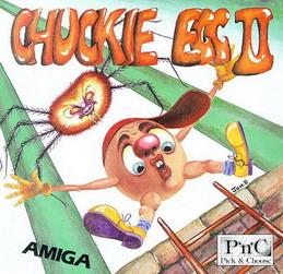 Chuckie Egg 2
