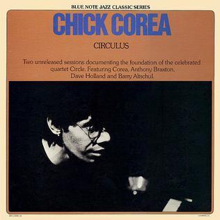 <i>Circulus</i> (album) 1978 studio album by Chick Corea