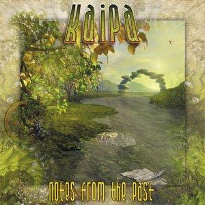 The Flower Kings (et associés ) Cover-kaipa-notesfromthepast