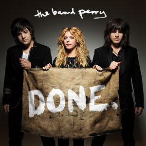 The Band Perry — Done (studio acapella)