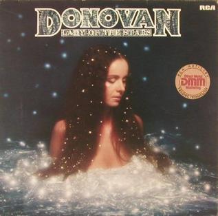 <i>Lady of the Stars</i> 1984 studio album by Donovan