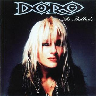 <i>The Ballads</i> (Doro album) 1998 compilation album by Doro