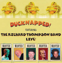 Ducknapped! (Richard Thompson album - cover art).jpg