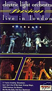 <i>Fusion – Live in London</i> live album by Electric Light Orchestra