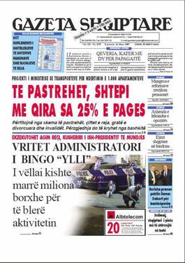 Gazeta Shqiptarja Com Home