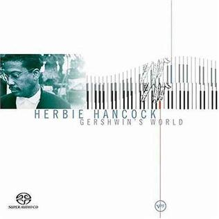 <i>Gershwins World</i> 1998 studio album by Herbie Hancock