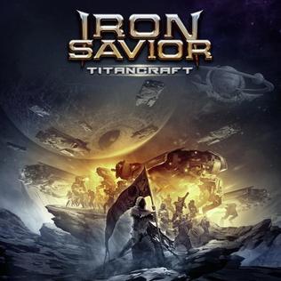 <i>Titancraft</i> 2016 studio album by Iron Savior