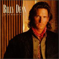 <i>Its What I Do</i> 1996 studio album by Billy Dean