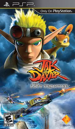 Jak and Daxter- The Lost Frontier.jpg