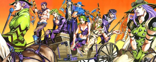 List Of Jojos Bizarre Adventure Characters Wikipedia