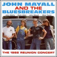 <i>The 1982 Reunion Concert</i> 1994 live album by John Mayall and the Bluesbreakers