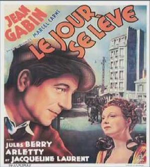 Le Jour se lève (1939) movie poster